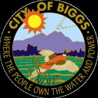 City of Biggs logo