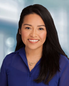 Lizette Martinez, Project Engineer